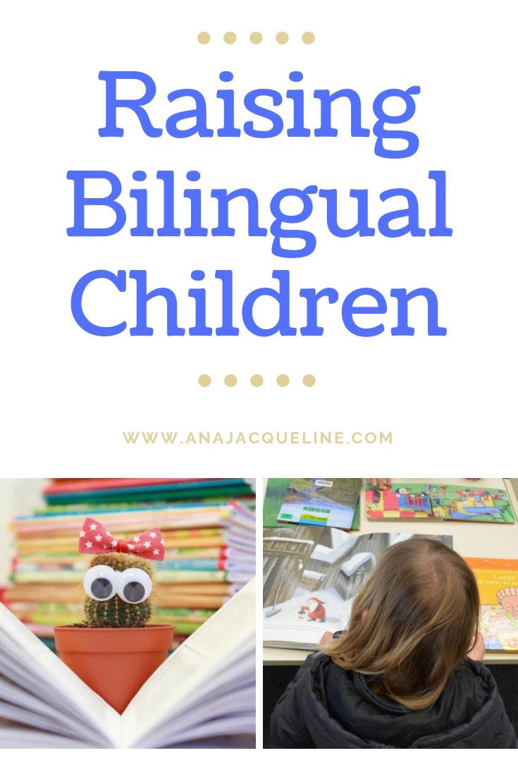 Raising Bilingual Children | Raising Bilingual Toddlers | Raising A Bilingual Child | Raising Bilingual Toddler | Life With A Toddler | Toddler Life | Bilingual Toddler | Bilingual Child | www.AnaJacqueline.com