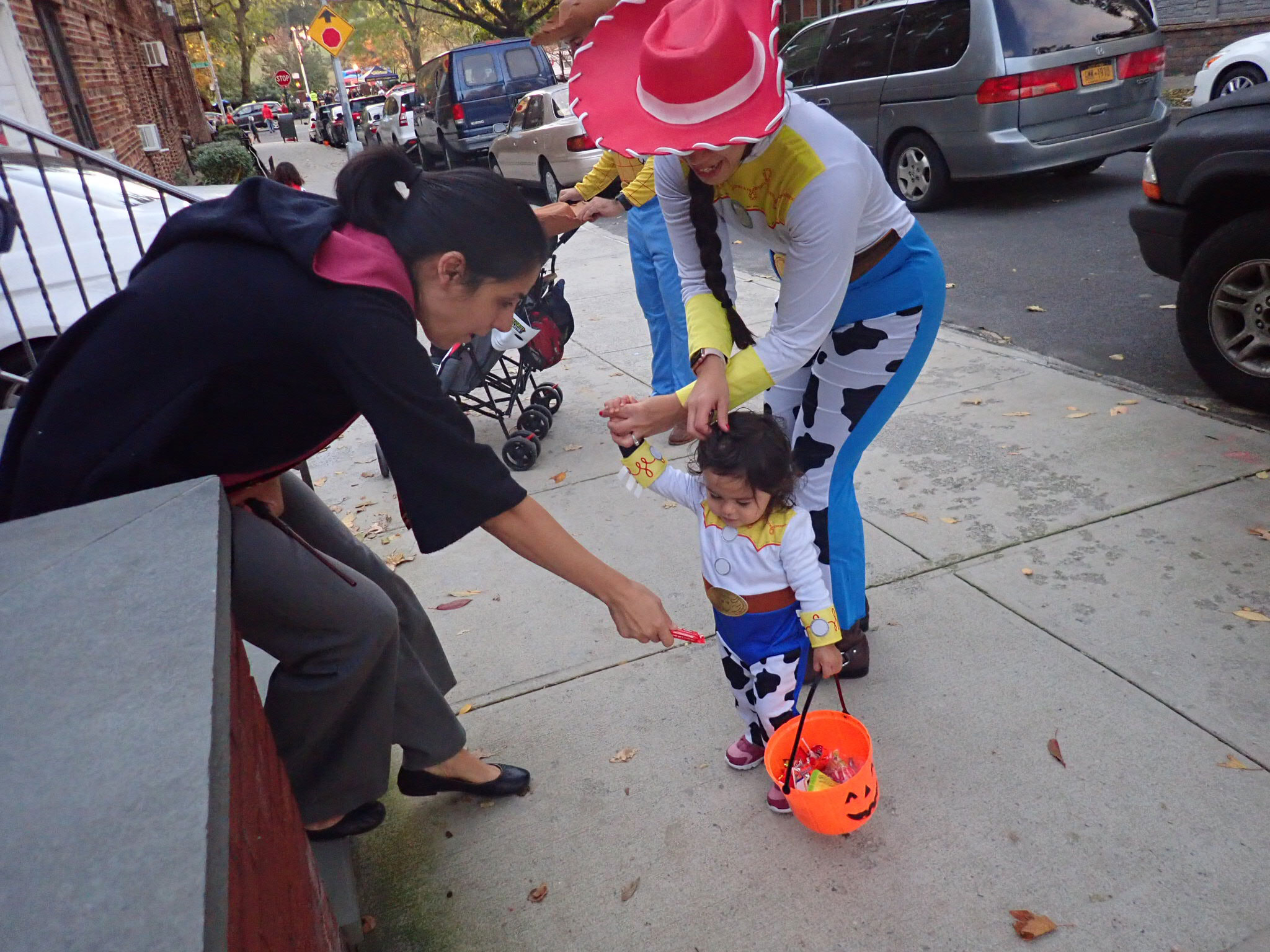 Toy Story Family Halloween Costumes
