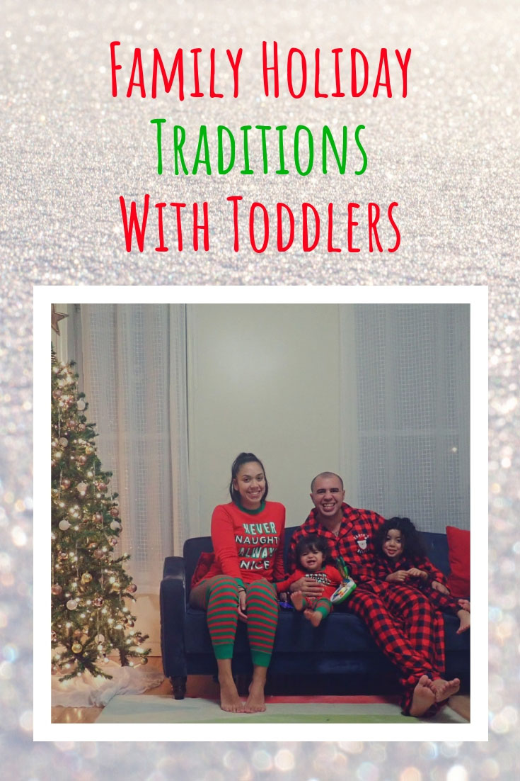 Family Holiday Traditions With Toddlers | Family Christmas Traditions With Kids | Family Christmas Traditions | Christmas Fun With Toddlers | Christmas Fun With Kids | Christmas Family Traditions | Elf On The Shelf Fun | Matching Christmas Pajamas | Family Matching Christmas Pajamas | Holiday Family Picture | Gingerbread house fun | www.AnaJacqueline.com