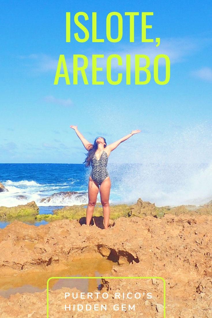 Islote Arecibo | Puerto Rico | Arecibo Puerto Rico | Travel Destinations with Toddlers | Travel Destinations with Kids | Family Travel Destinations | Puerto Rico Vacation |  Things To Do Puerto Rico | Things To See Puerto Rico | Enchanted Island | Isla del Encanto | Travel The World | www.AnaJacqueline.com
