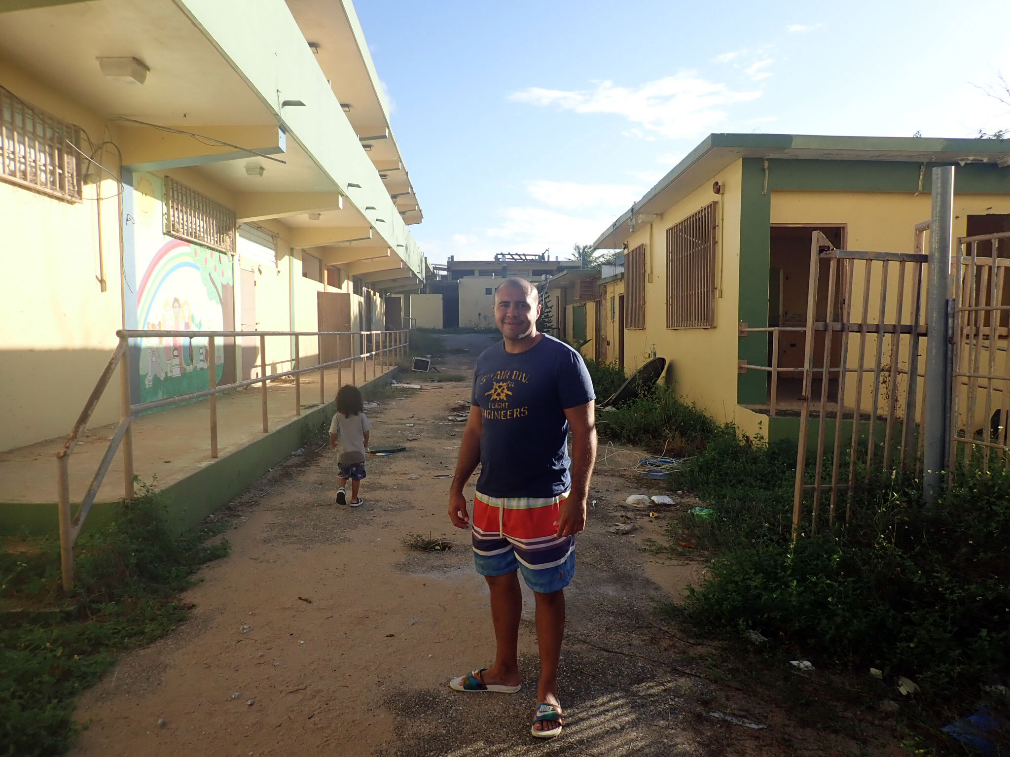 Escuela Islote Arecibo