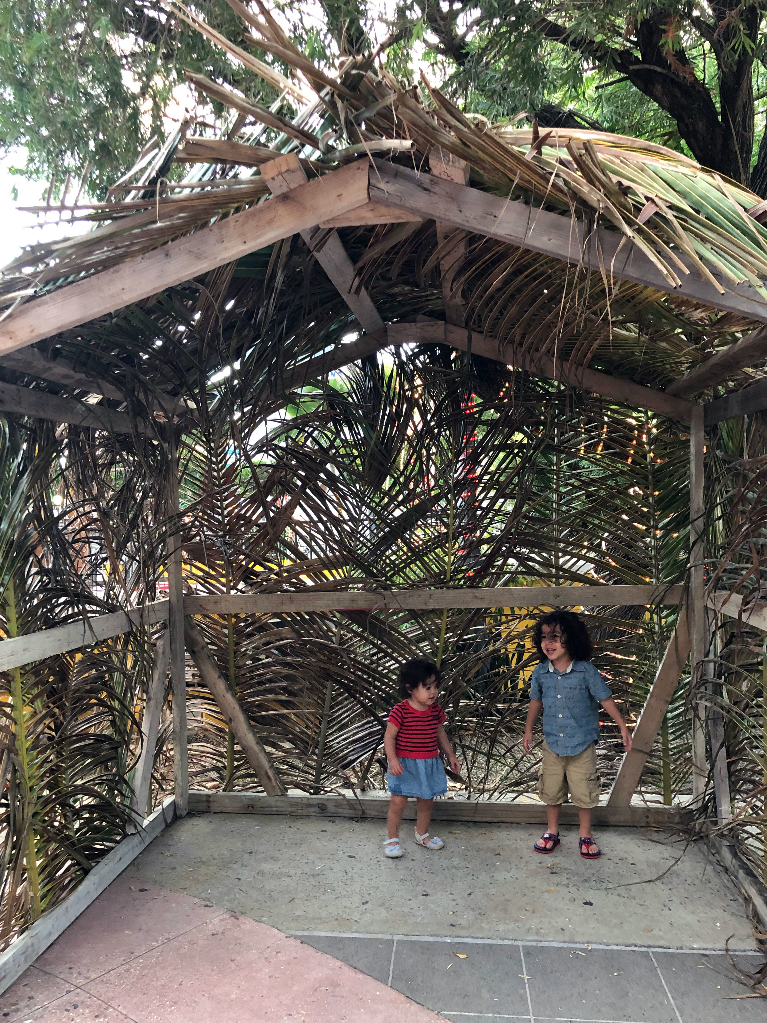 Rincon PR Vacation with Toddlers