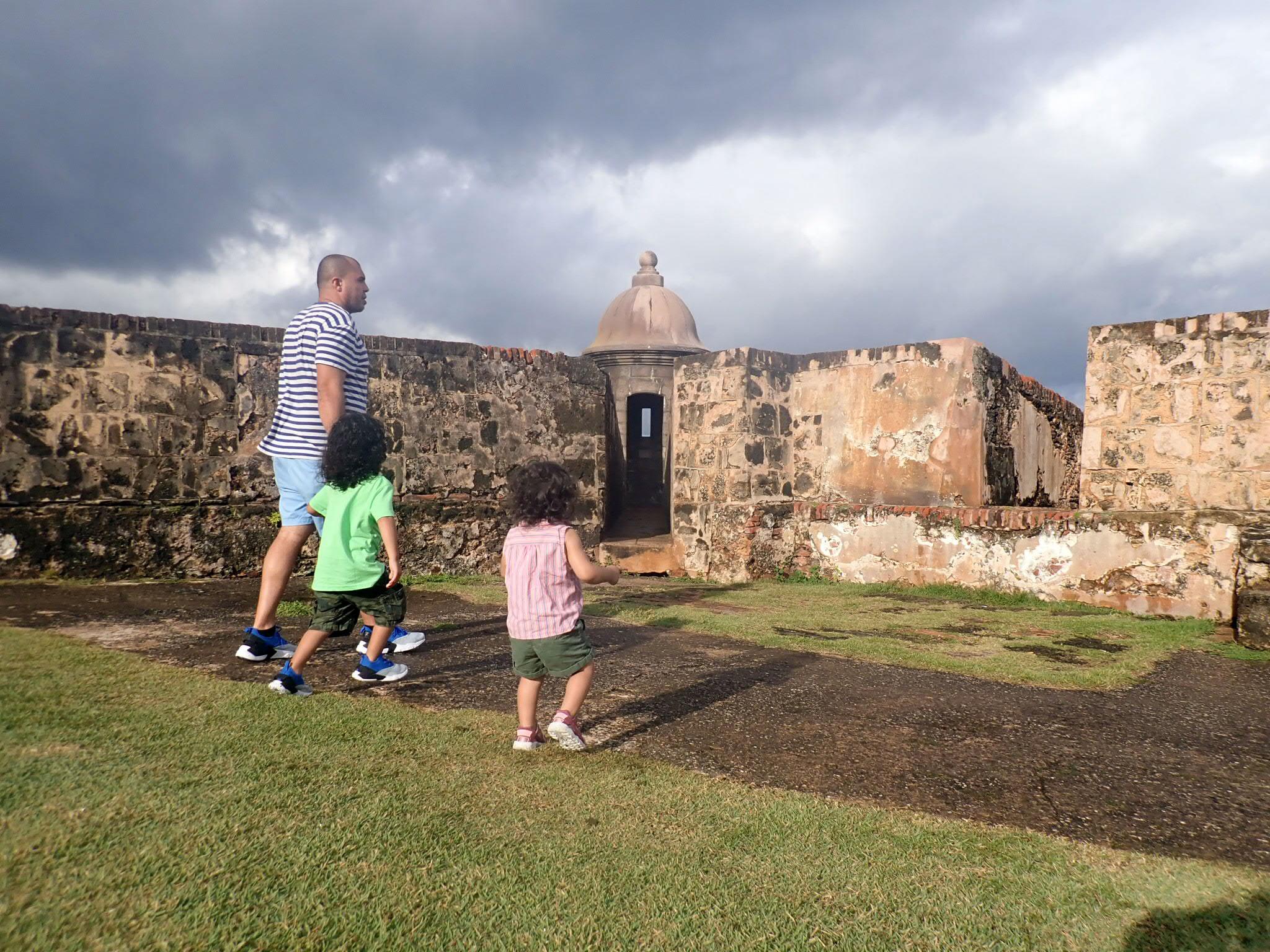 Castillo San Cristobal   Fort San Cristobal   Old San Juan   Viejo San Juan   Things to do Old San Juan   Things to do Viejo San Juan   Puerto Rico Things To Do   www.anajacqueline.com