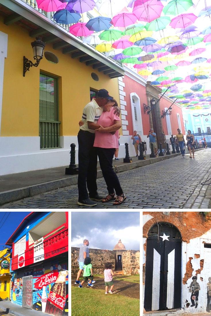 Old San Juan   Viejo San Juan   Things to do Old San Juan   Things to do Viejo San Juan   Puerto Rico Things To Do   Castillo San Cristobal   El Morro   Paseo de las Sombrillas   Paseo de la Princesa   La Perla   La Perla, Puerto Rico   www.anajacqueline.com