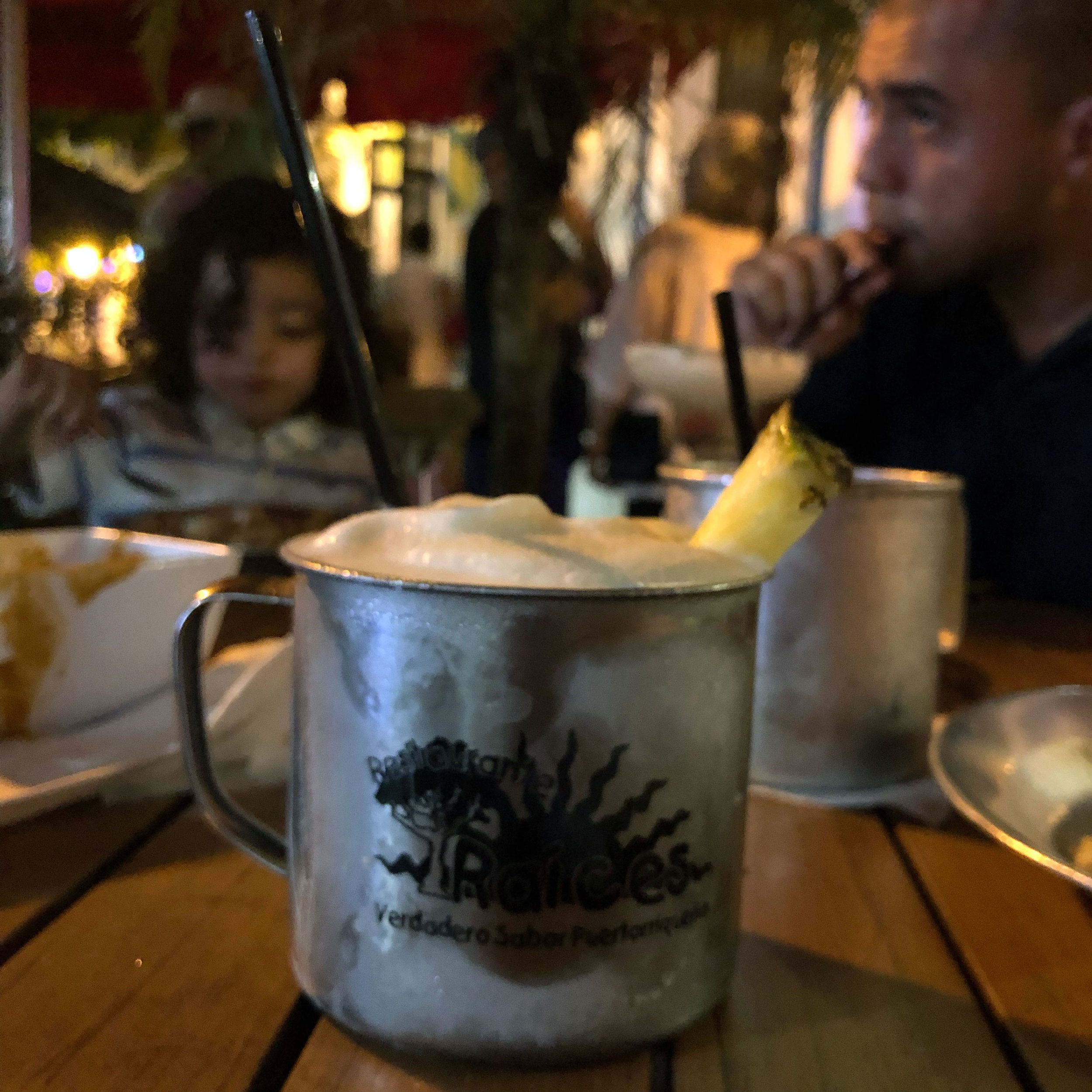 Raices Restaurant Old San Juan