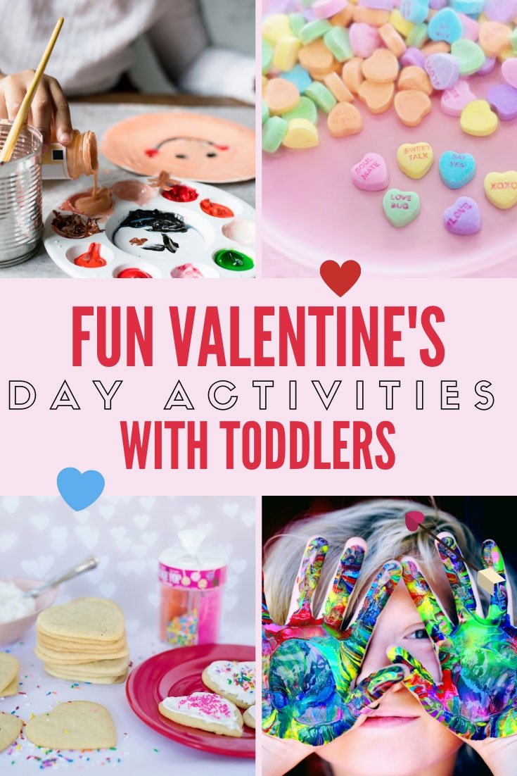 Toddler Valentine's Day Activities | Valentine's Day toddlers | Toddler Valentine's Day Crafts | Toddler Valentine Crafts | Valentines Day crafts | Toddler Valentines Day fun | Preschool Valentines Crafts | Valentines Day activities for kids | www.AnaJacqueline.com