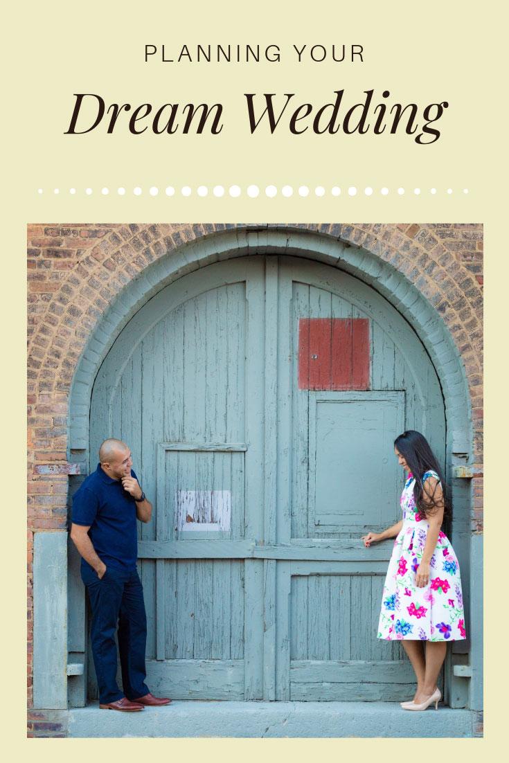 Dream Wedding Planning | Wedding Timeline | Wedding Planning 4 Months | Planning your own wedding | Romantic Wedding Planning | Wedding Planning questions | www.anajacqueline.com
