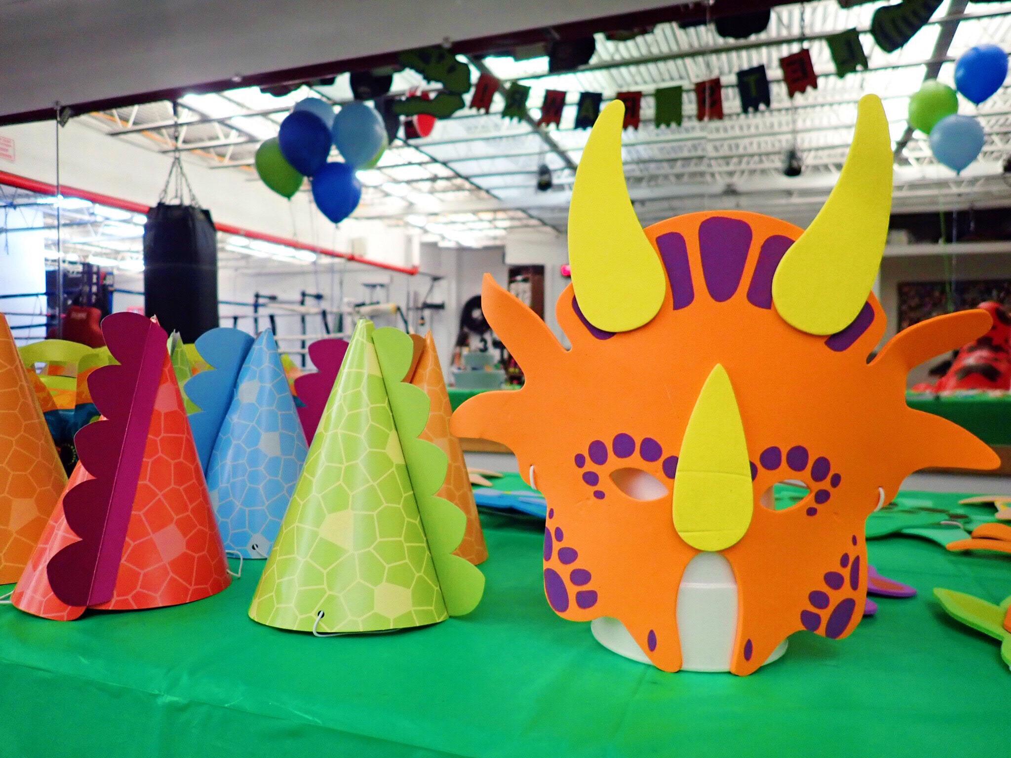 Dinosaur Party Hats.jpg