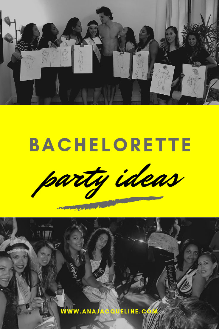 Bachelorette Party Ideas | Bachelorette Party | Bachelorette Ideas | Girls Day Ideas | Bachelorette Trip Ideas | Bachelorette | Maid Of Honor duties | Wedding Countdown | www.anajacqueline.com