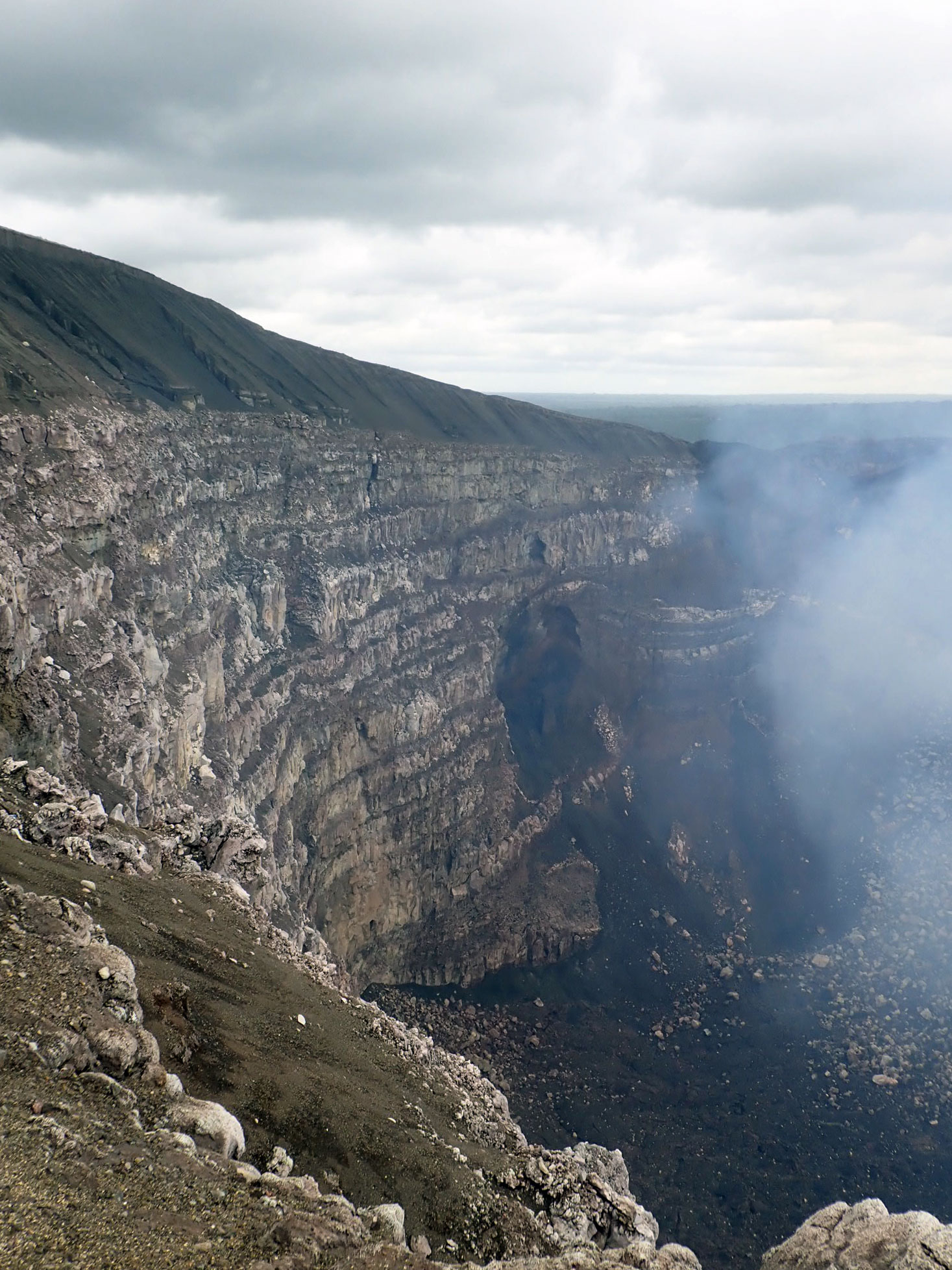 Masaya Volcano | active volcano | Nicaragua travel | Nicaragua | Central America travel | Nicaragua travel guide | Nicaragua bucket list | anajacqueline.com | www.anajacqueline.com