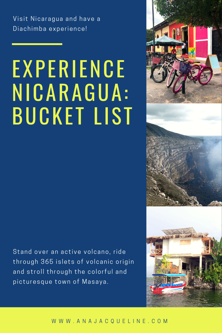 Nicaragua | Nicaragua Travel Guide | Nicaragua Bucket List | Central America travel | Nicaragua Travel | Masaya Market | Masaya Volcano | Granada | Islets of Granada | Ana Jacqueline | www.anajacqueline.com