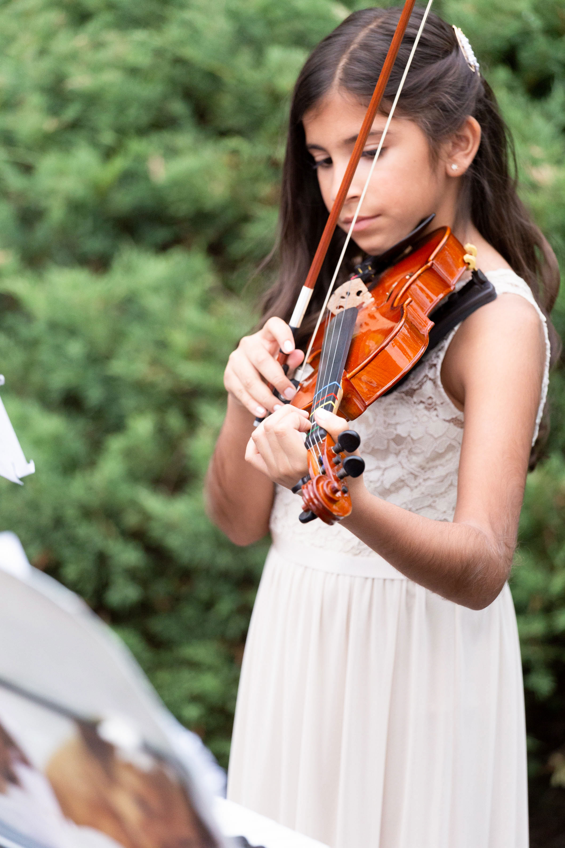 wedding ceremony violin music
