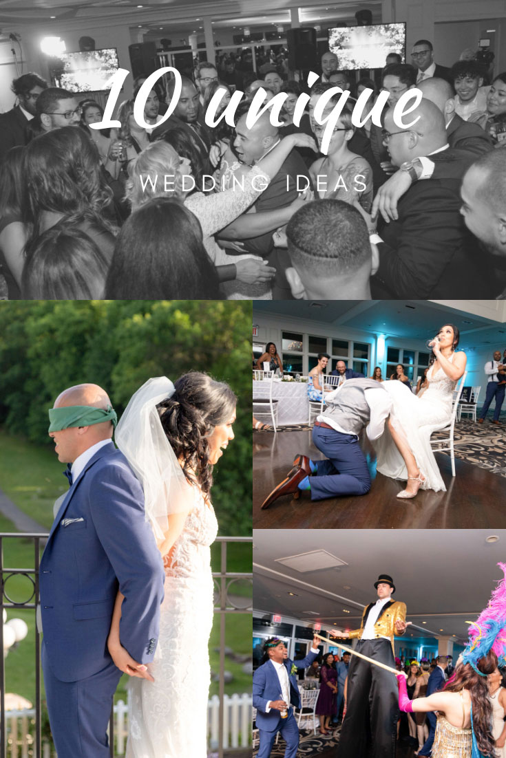 Fun And Unique Wedding Ideas To Personalize Your Wedding Day