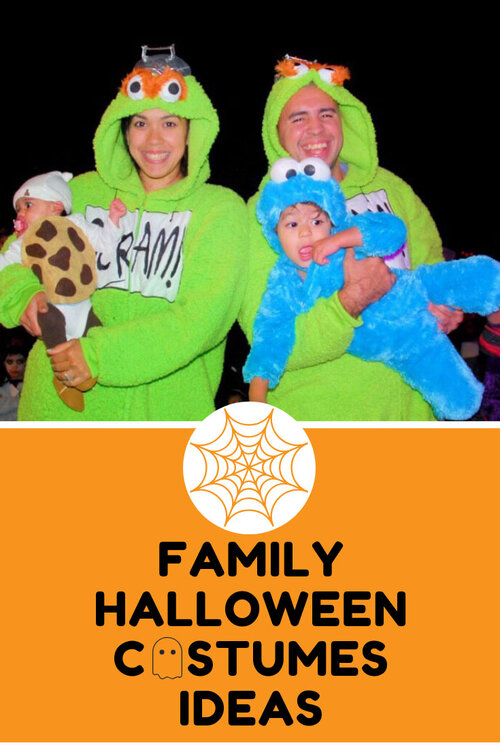 Family of four halloween costumes ideas | Family Halloween costumes ideas | Toy Story halloween costumes | toddler cookie costume diy | Sesame Street family halloween costumes | Sesame Street Halloween costumes | diy toddler cookie costume | Toy Story family halloween costumes | Woody and Jessie costumes | Woody and Jessie couple costumes | www.anajacqueline.com