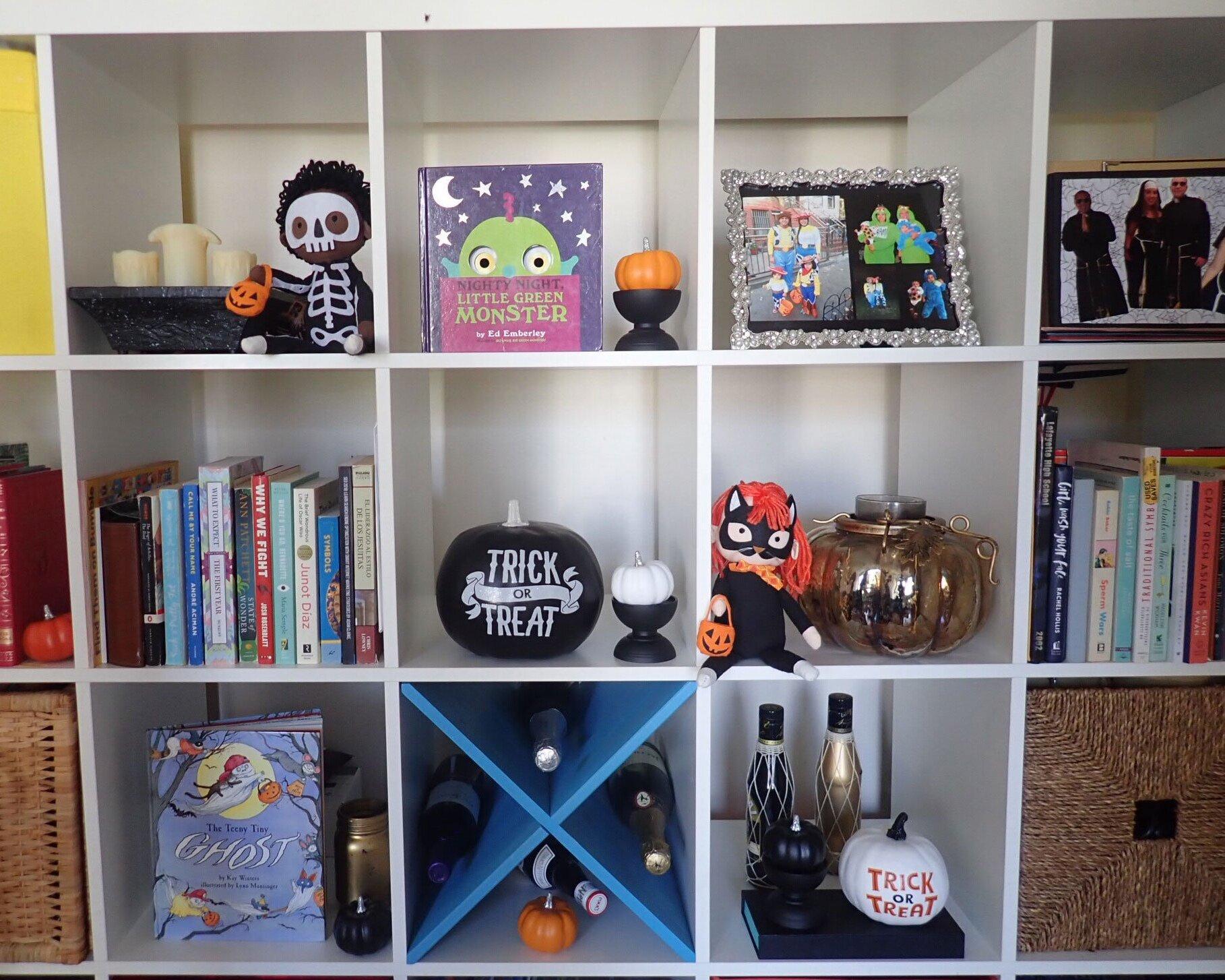 Kid Friendly Halloween Decoration Ideas — Ana Jacqueline