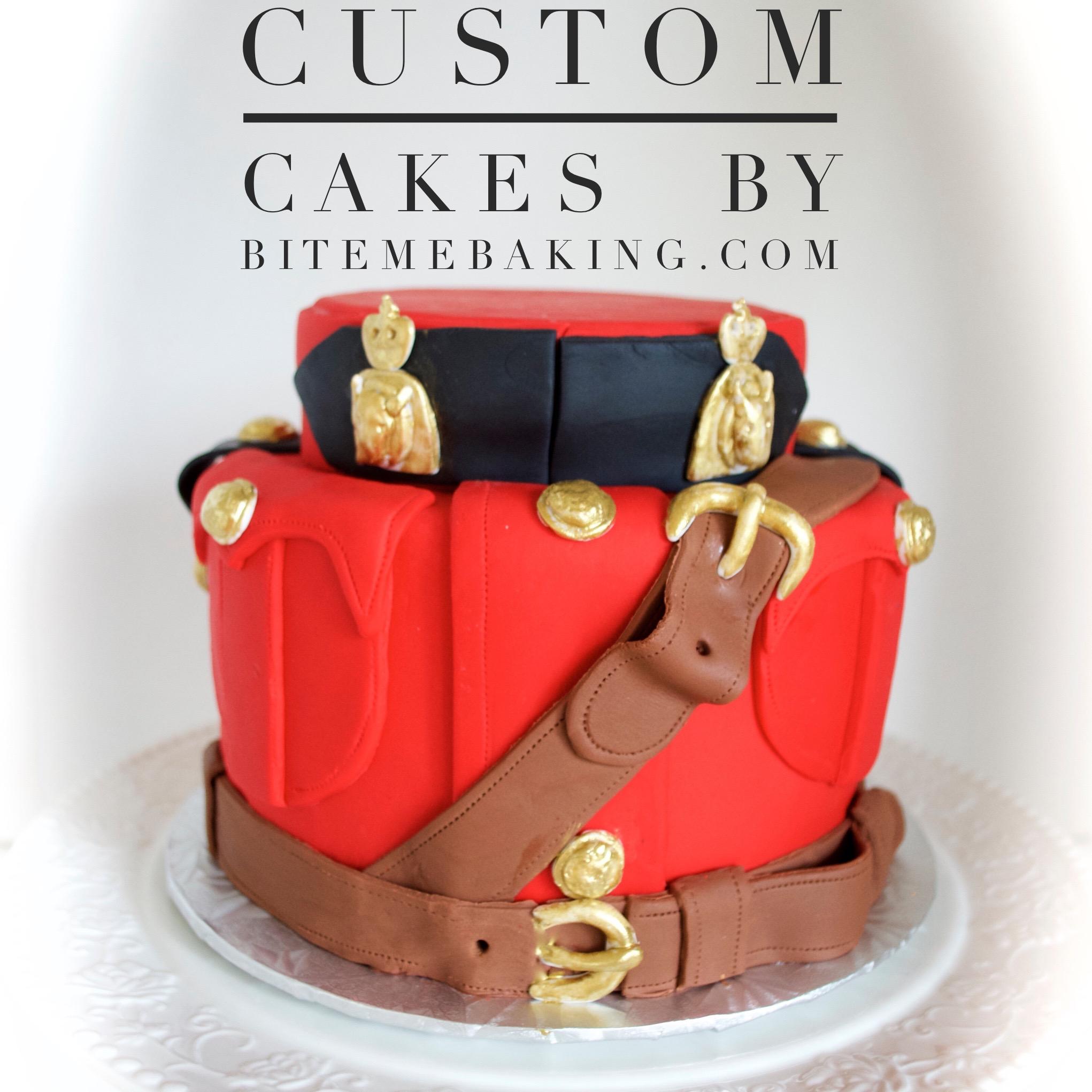 RCMP Cake