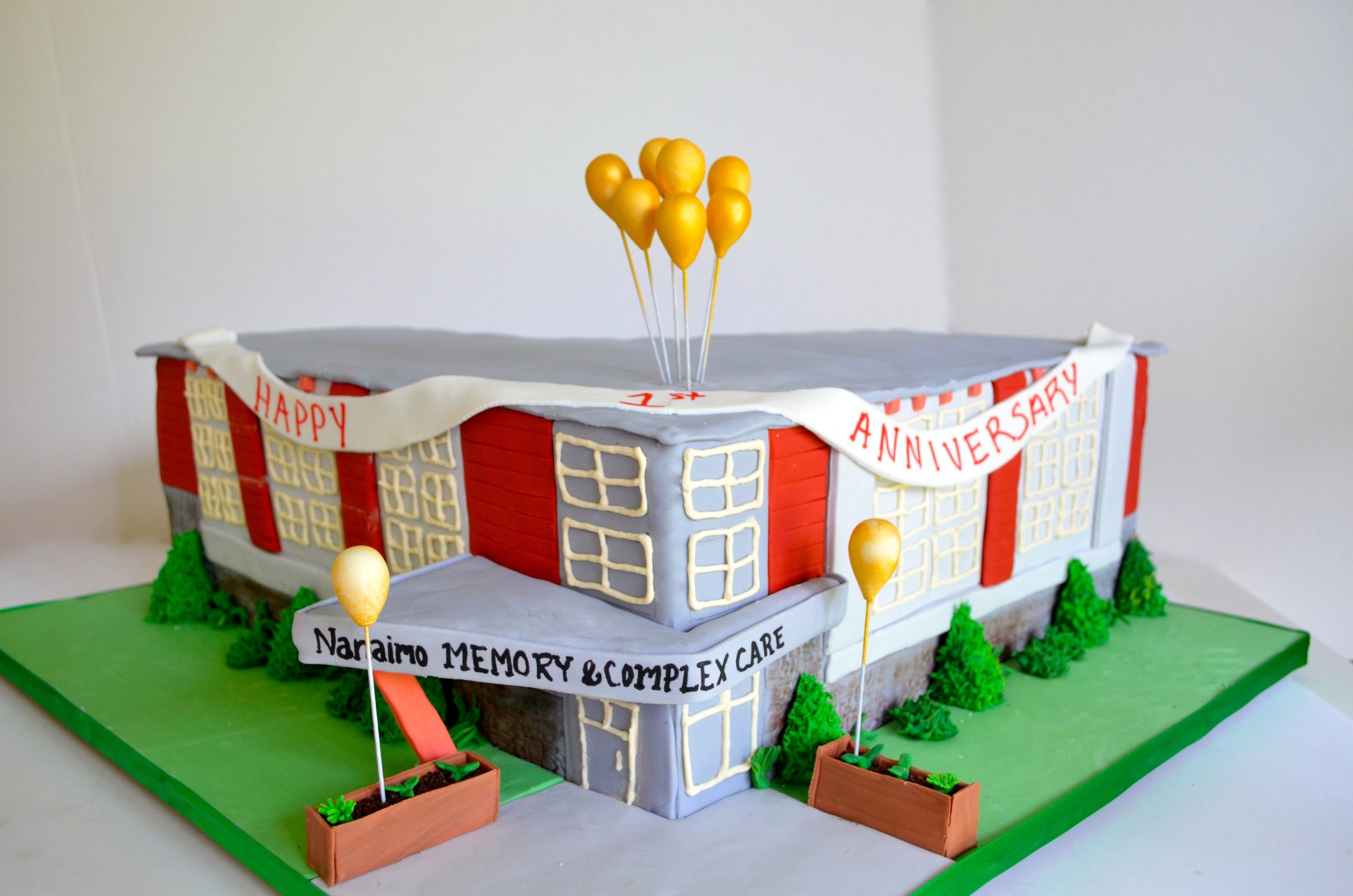 Corporate Cakes Available!