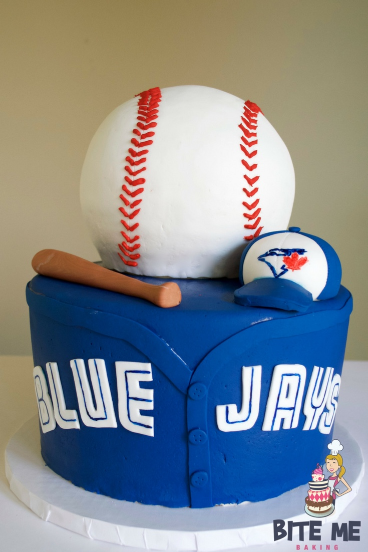 Favourite Baseball Team Cake