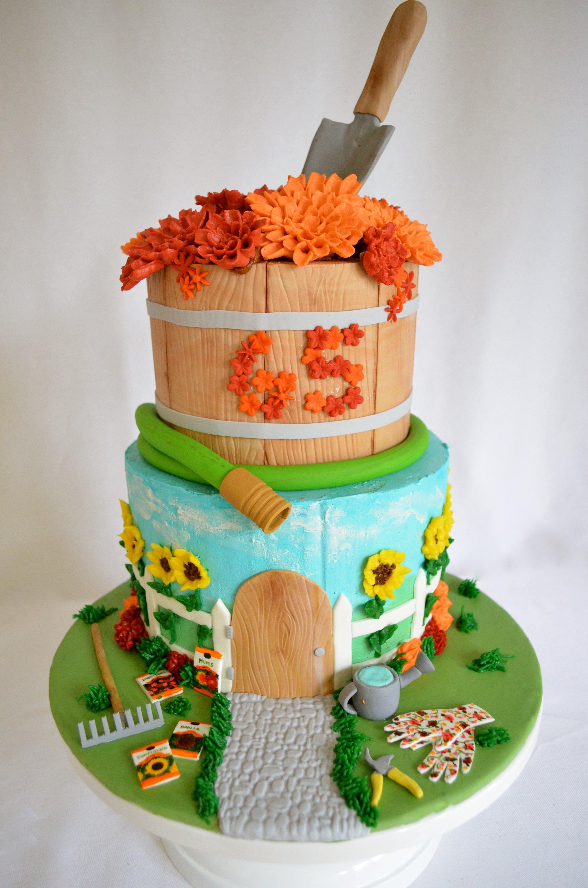 Garden Lover Cake