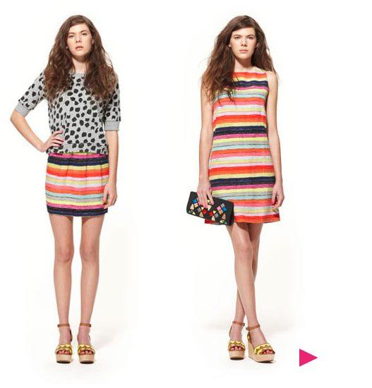 Gorman Dress and Skirt