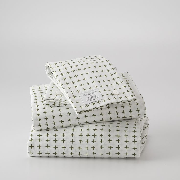 Ashley G for Schoolhouse Electric - Imperfect Plus Bedding