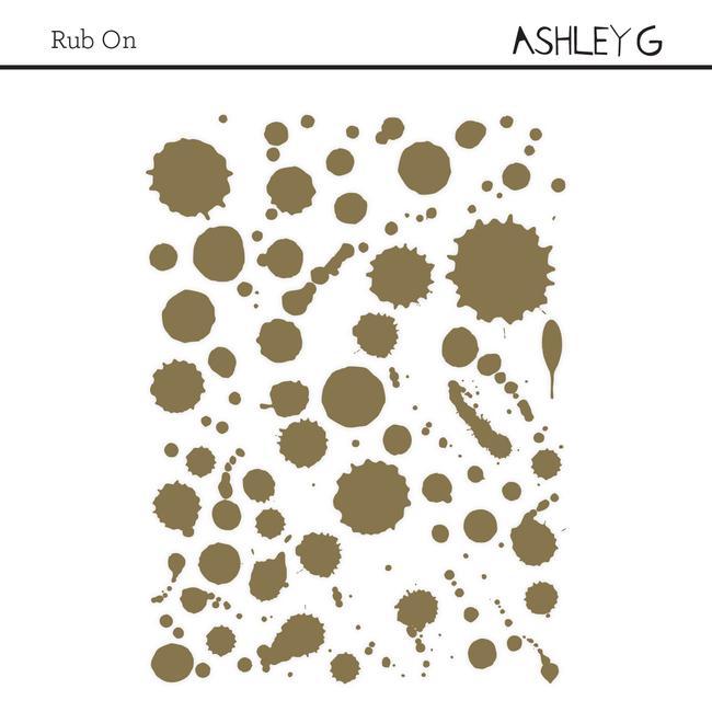 Ashley G Rub Ons for Studio Calico