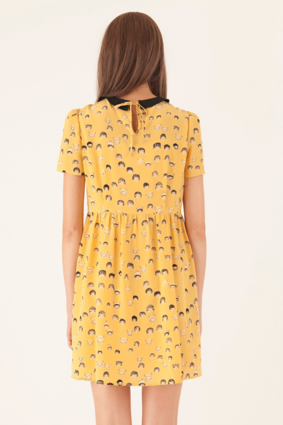 Ashley G Dress for Lazzari