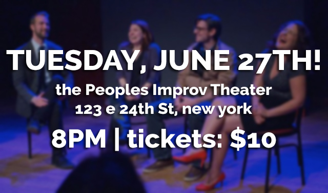 YLOManhattan - Your Love, Our Musical is returning to NY this June! Get tix below to see us at the PIT on June 27th!