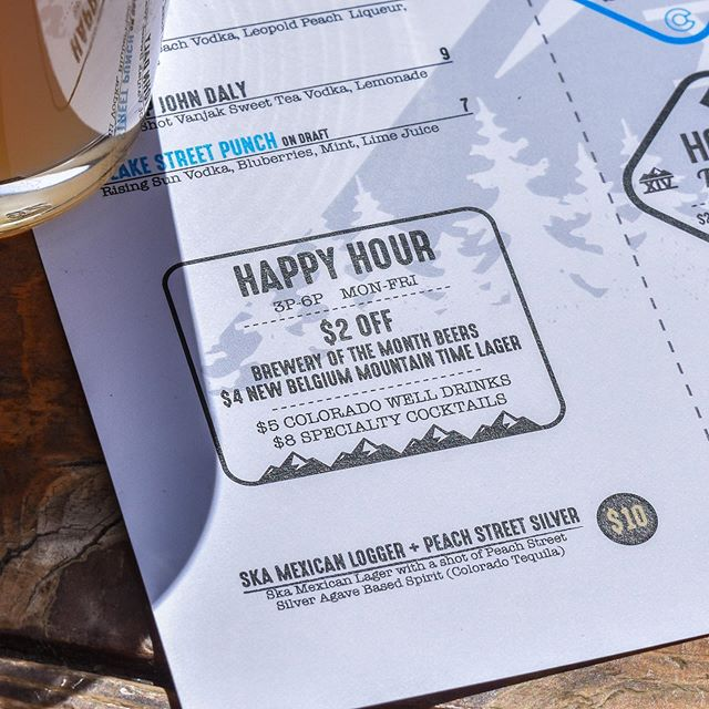 Come see us for Happy Hour, 3pm-6pm, Monday-Friday at both locations.  Pictured are our Ballpark Happy Hour specials.  To see what's going on at Uptown, check out our website . . . #tapfourteen #tap14 #coloradowhiskey #whiskey #beergarden #craftbeer #coloradocraftbeer #cocraftbeer #patiodrinking #denver #denvercolorado #downtowndenver #colorado #local
