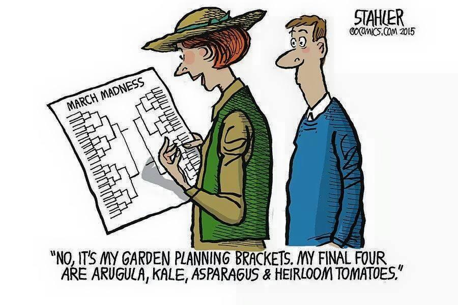 Garden Humour