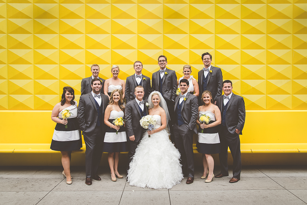 Curtis Hotel Denver Wedding