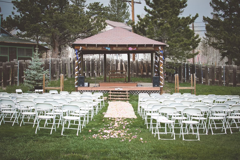 Gold Hill Inn Wedding Boulder
