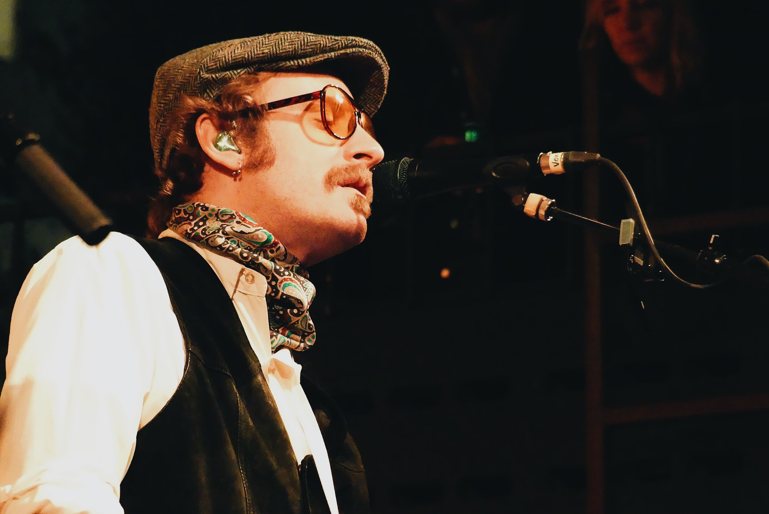 John J. McCauley of Deer Tick