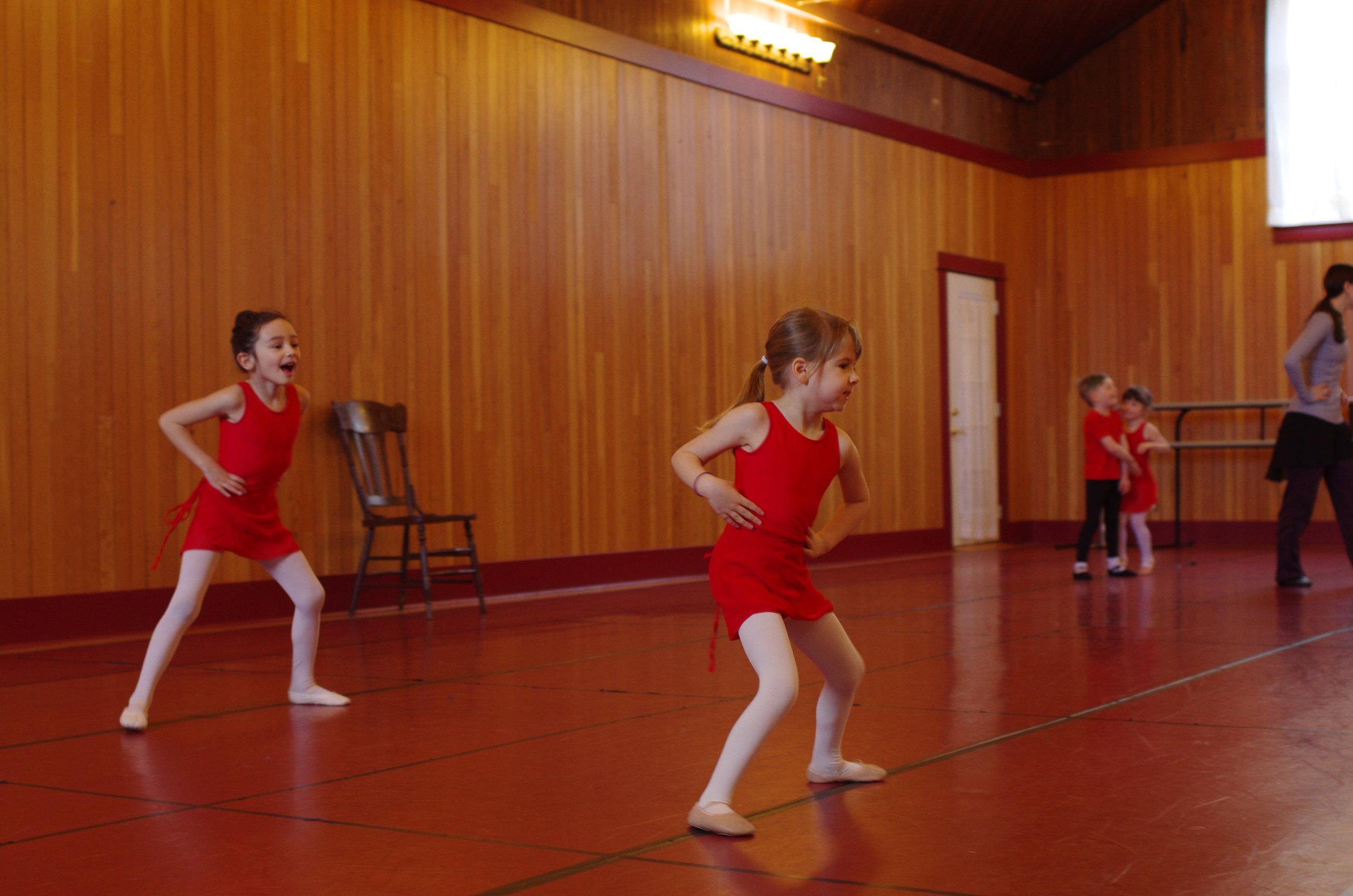 Youth Dance Program -
