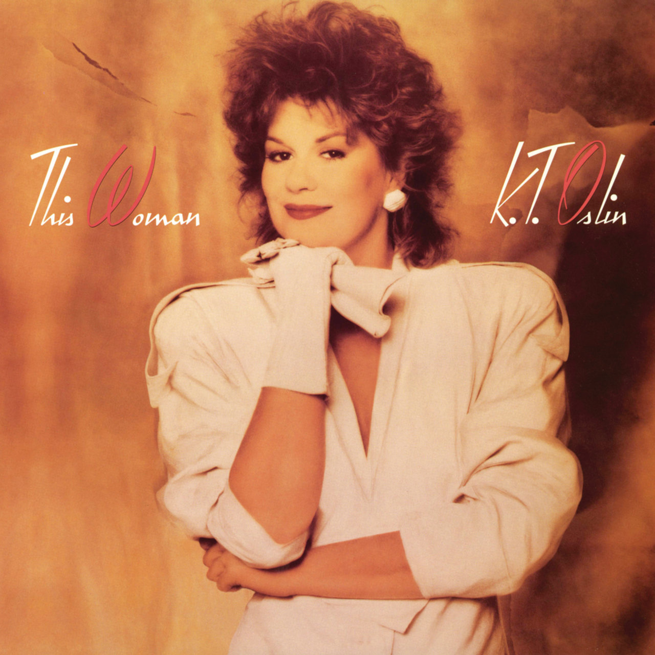 The cover of country singer-songwriter's 1988 masterpiece  This Woman .