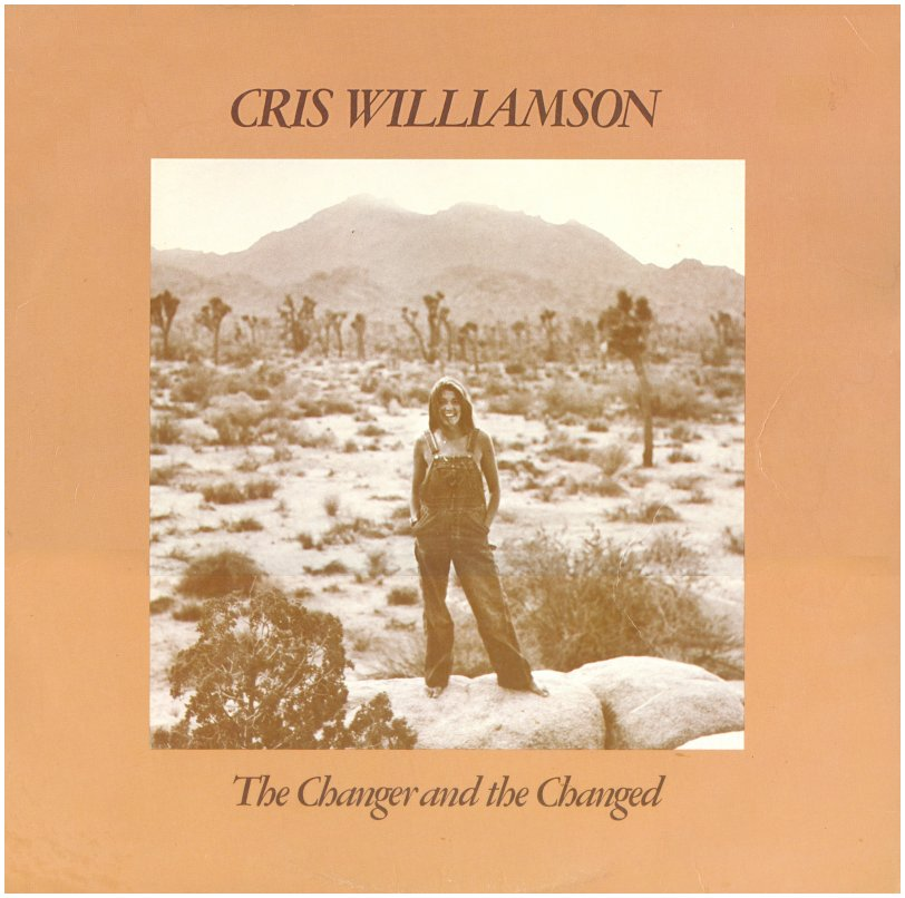 "Williamson's 1975 album is a classic in ""women's music."""