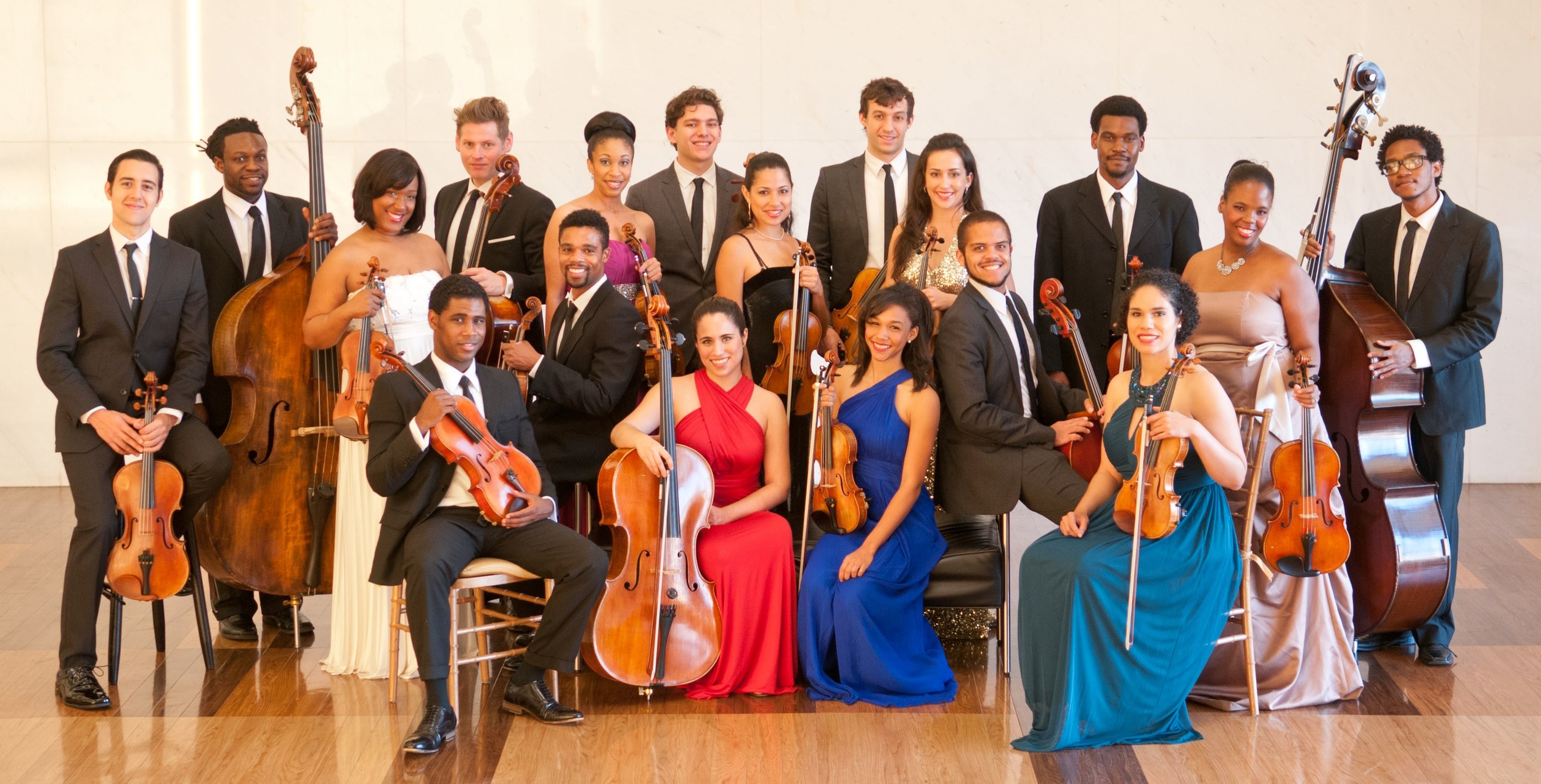 Sphinx Virtuosi (Photo by Kevin Kennedy) has changed the face of contemporary classical music.