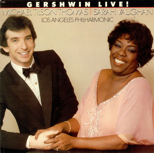 Sarah Vaughan realized her vision of fusing jazz and classical music on her 1982 album  Gershwin Live!  which won her the Grammy Award for Female Vocal Performance, Jazz in 1983.