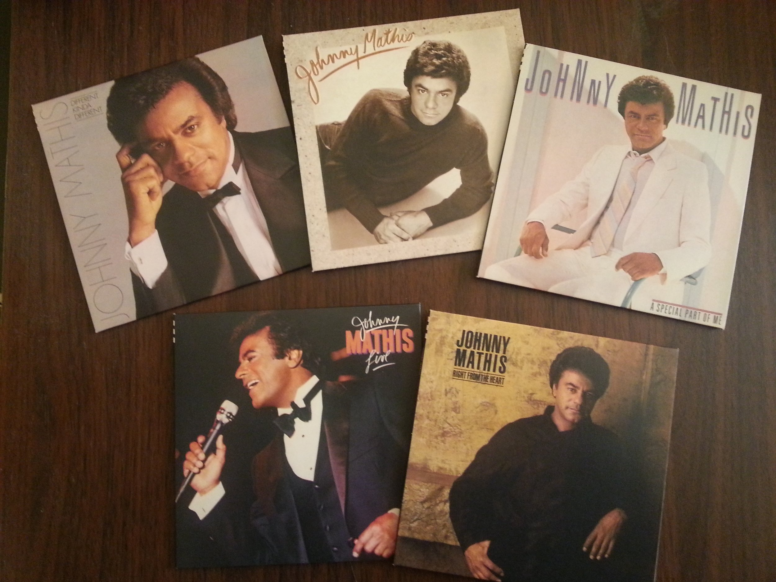 Mathis pursued adult contemporary/soft rock, and adult R&B/soft soul in the 1980's.