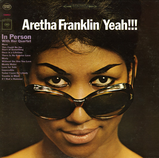 Yeah!!! released in 1965 is Franklin's finest jazz set at Columbia.