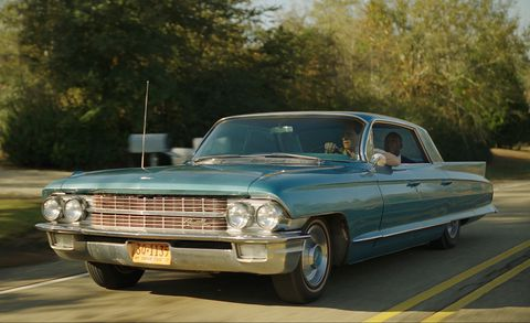 A 1962 Cadillac traversing multiple Midwestern and Southern highways is the primary setting for the interactions between Dr. Shirley and Mr. Vallelonga.