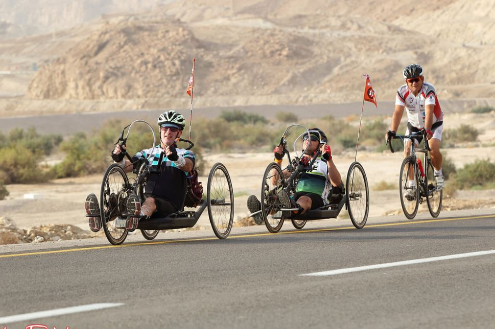 Israeli Veterans Cycling