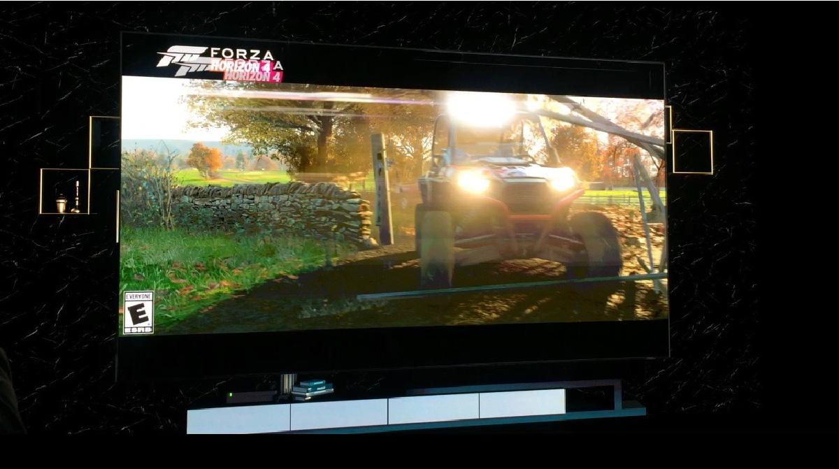 SAMSUNG '더월 (THE WALL)' 사진