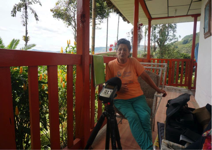 Oral history interview with Doña Zocorro |July 22, 2014