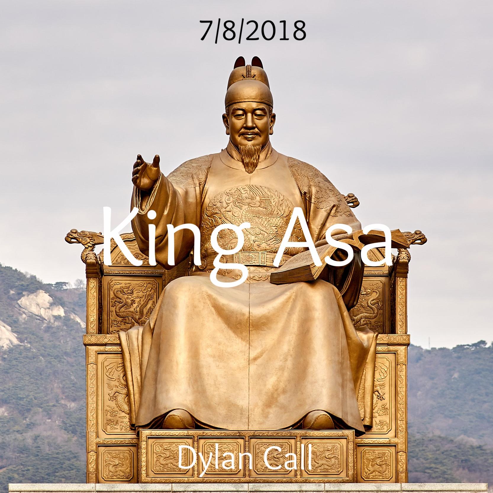 King Asa