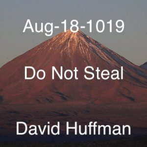 Do Not Steal