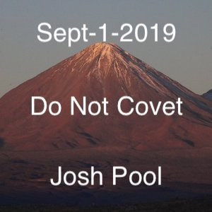 Do Not Covet