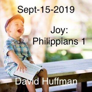 Joy: Philippians 1
