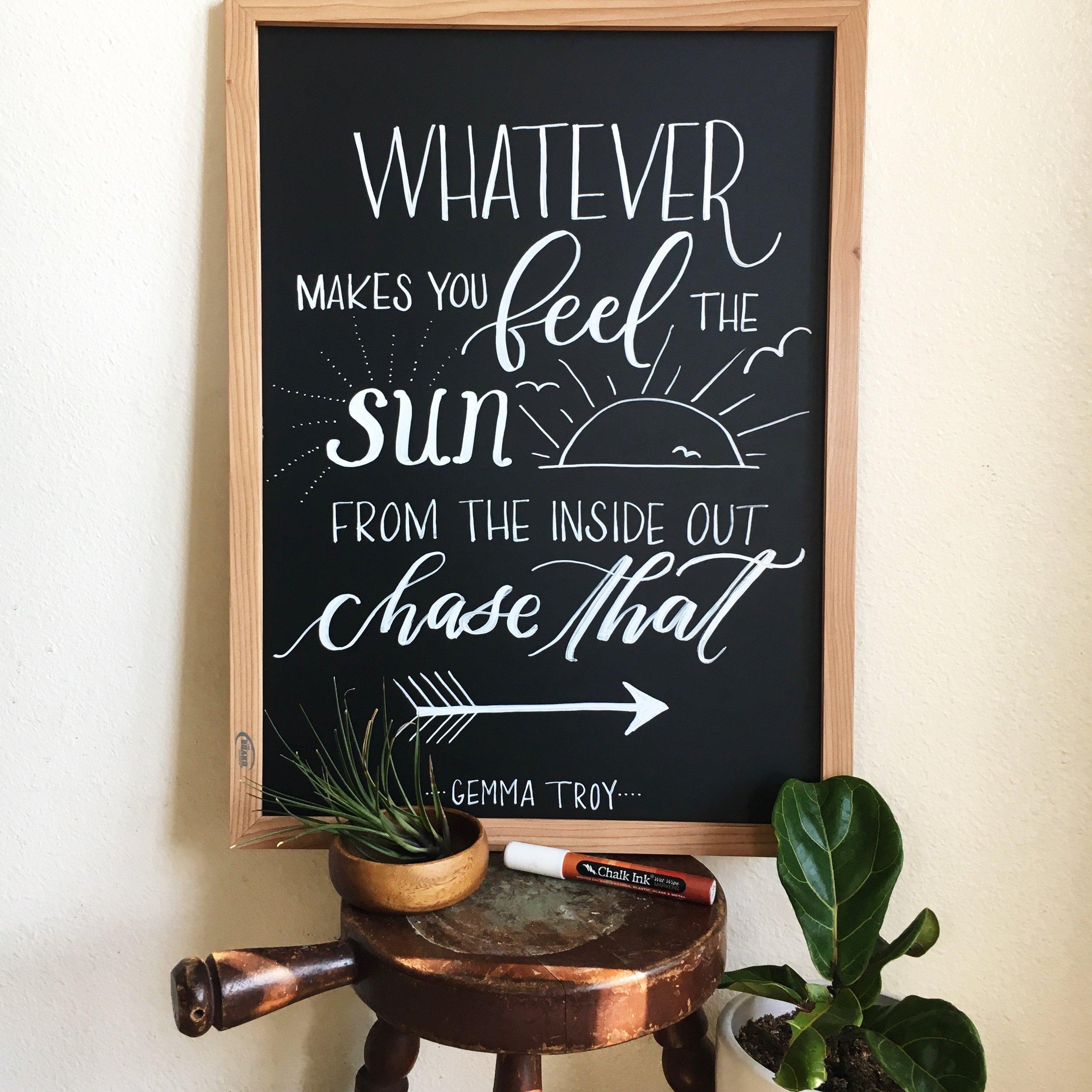 GemmaTroy_Chalkboard_Sign.JPG