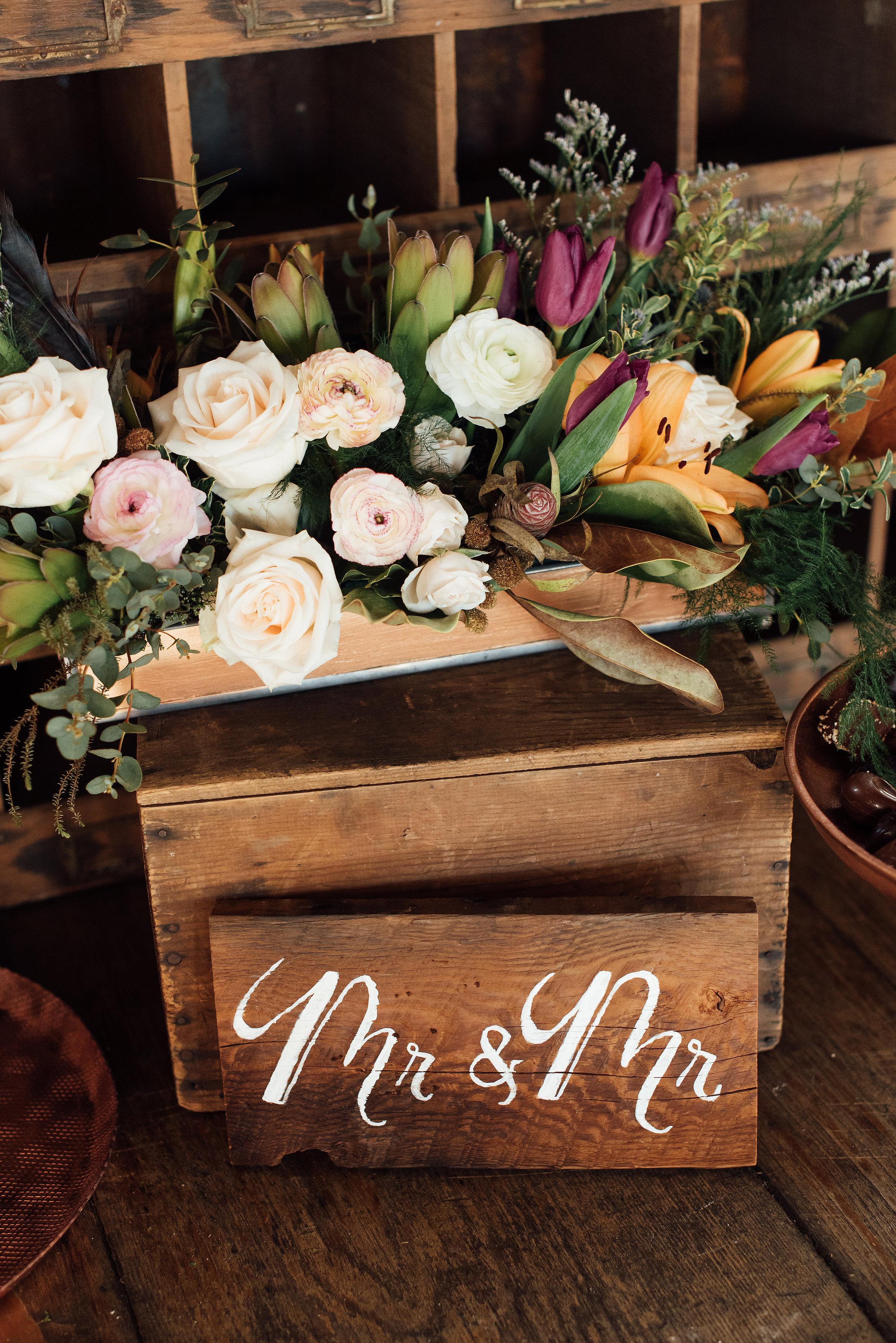 GREEN WEDDING SHOES -